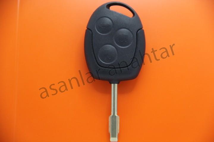 ford fiesta anahtarı