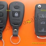 Hyundai Sante Fe Anahtar