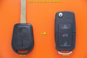 Land Rover Anahtarı land rover anahtarı Land Rover Anahtarı land rover sustal   kumandas