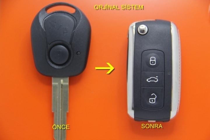 Ssangyong Kumanda Kabı Ssangyong Kumanda Kabı Ssangyong Kumanda Kabı ssangyong sustal   kumandal   anahtar