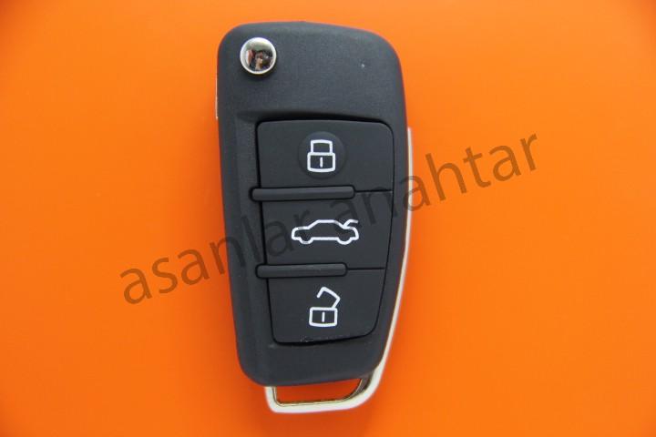 Audi A3 Anahtarı