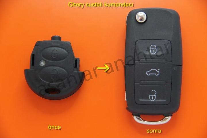 Chery Anahtarı