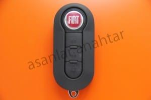 fiat punto yedek anahtarı fiat punto yedek anahtarı fiat punto yedek anahtarı fiat doblo linea kumanda kab 3 buton siyah buton