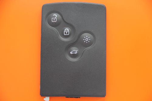 renault fluence anahtarı