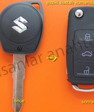 Suzuki Anahtar
