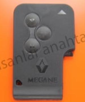 megane 2 kart pilini değiştirin uyarısı