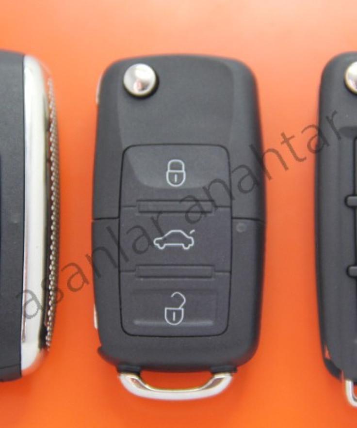 Dodge Anahtar