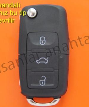 Subaru Anahtar