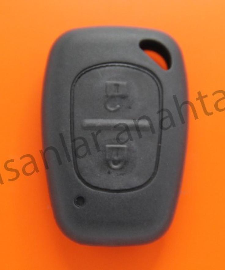 Renault Kango, Master, Symbol Anahtar Ve Kumandası