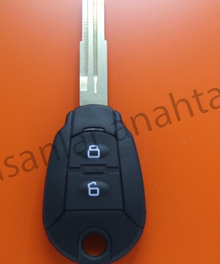 Hyundai Starex Anahtarı