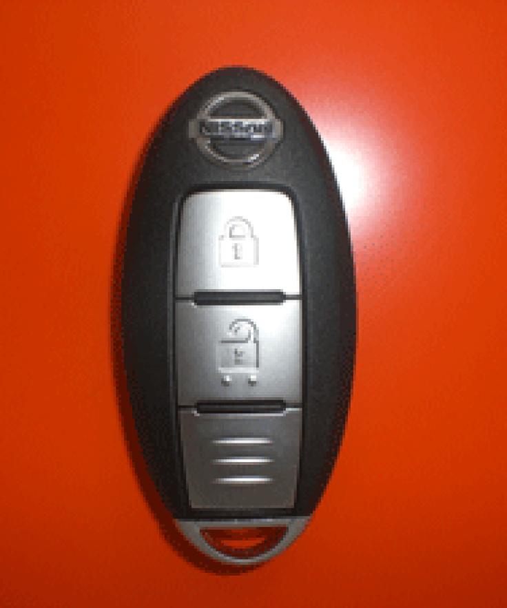 nissan qashqai anahtarı