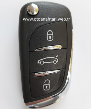 Peugeot Anahtar