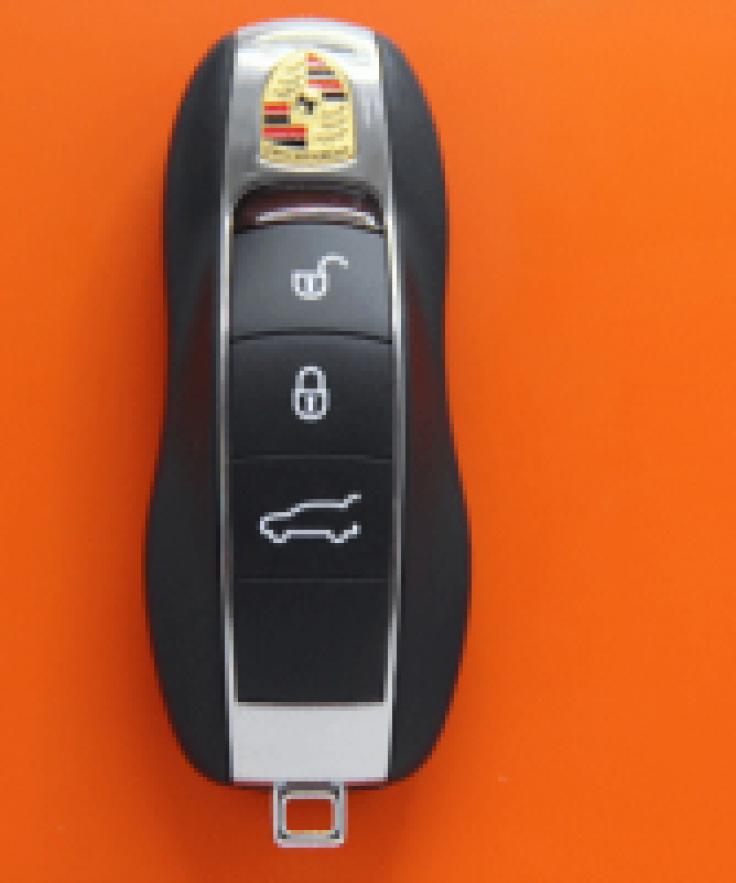 Porsche Cayenne Anahtar