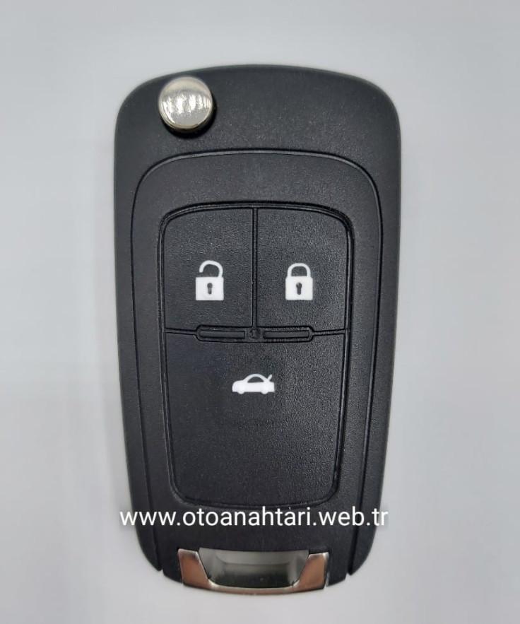 Chevrolet Cruze Anahtar