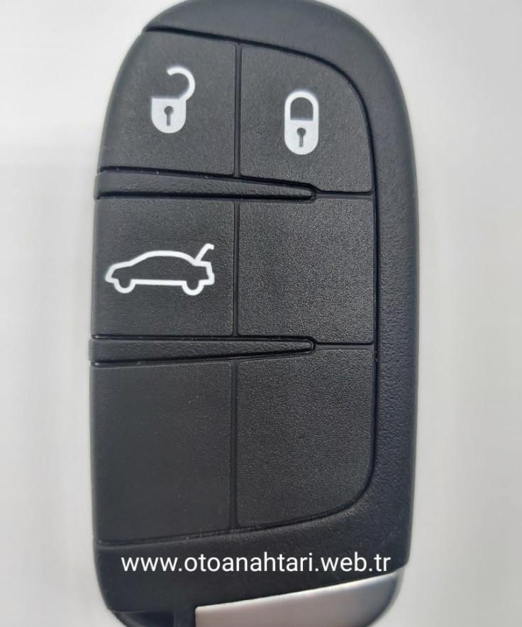 Fiat Freemont Anahtarı