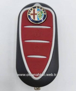Alfa Romeo Giulietta Anahtarı