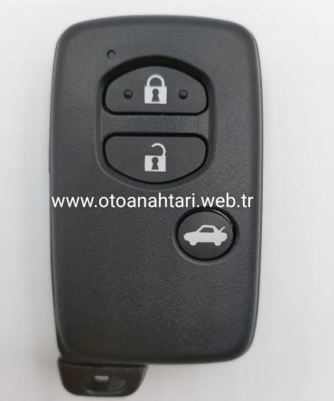 Toyota Verso Anahtarı