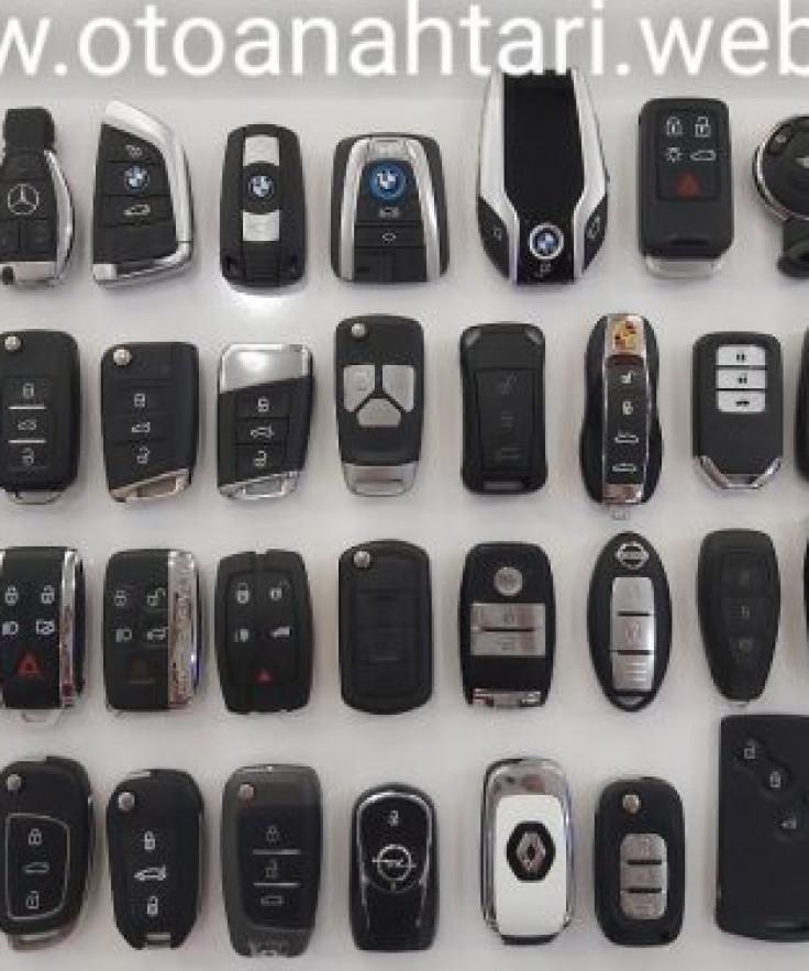 Volkswagen Anahtar
