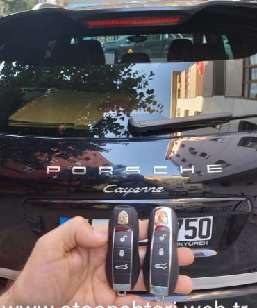 Porsche Anahtarı