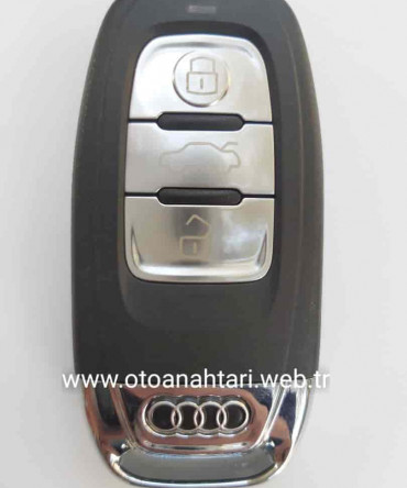 Audi A4 Anahtarı