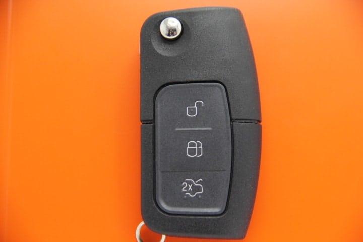 Araba Anahtarı ford
