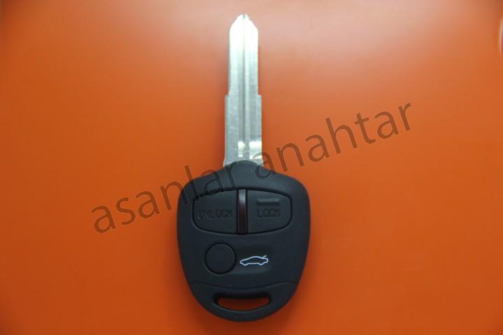Mitsubishi Carizma Anahtarı
