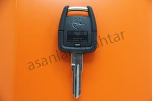 Opel Anahtarı