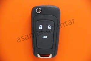 Chevrolet Anahtarı