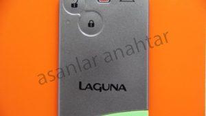 laguna anahtar kartı