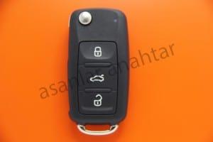Skoda Anahtarı