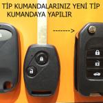 Honda Anahtar