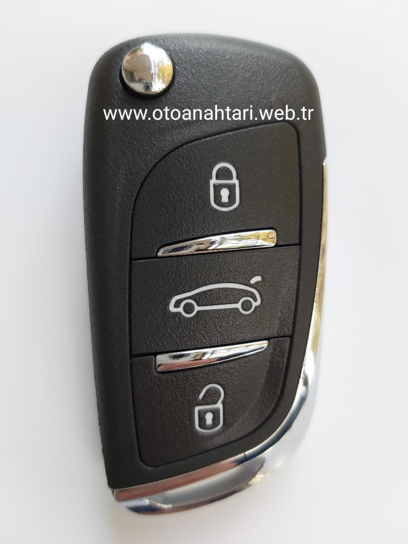 Peugeot 207 Anahtar
