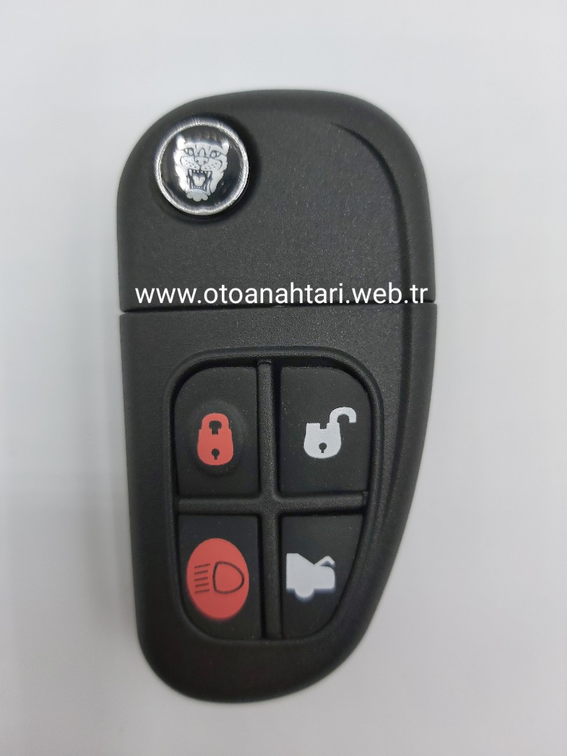 Jaguar Anahtarı