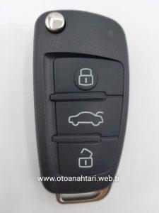 Audi Anahtar kodlama