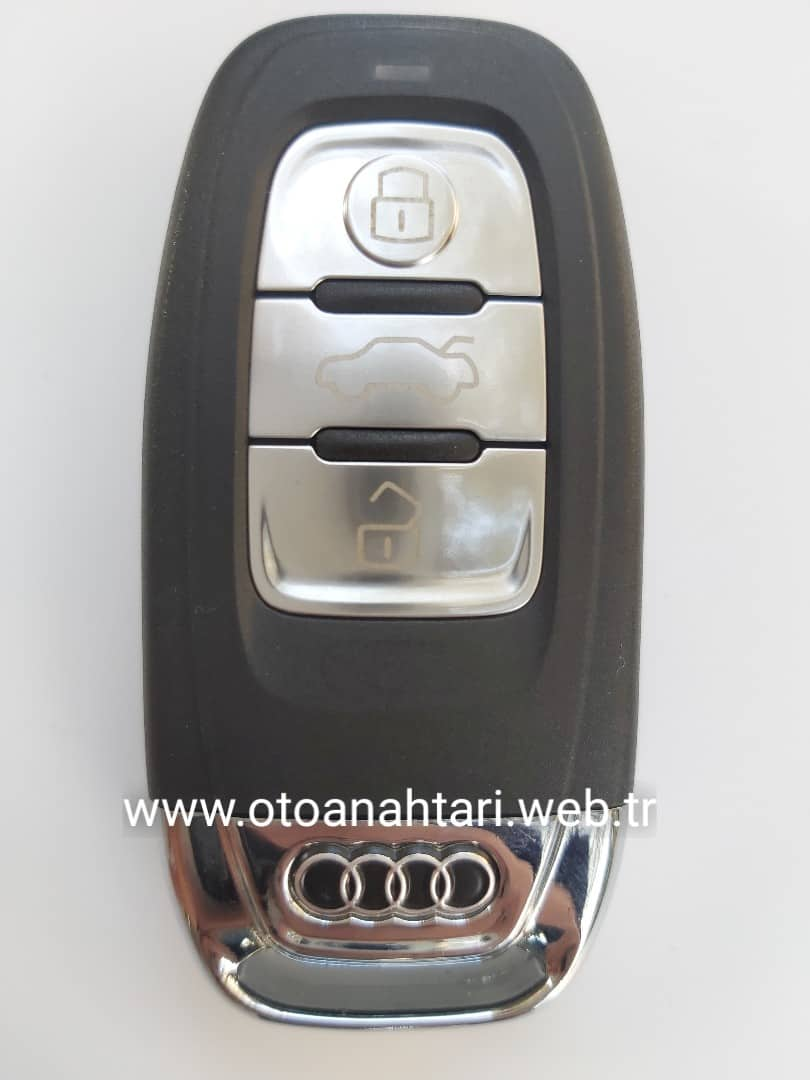 Audi Anahtarı oto anahtar Oto Anahtar Audi Smart Anahtar