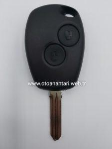 Renault Clio 3 Anahtarı
