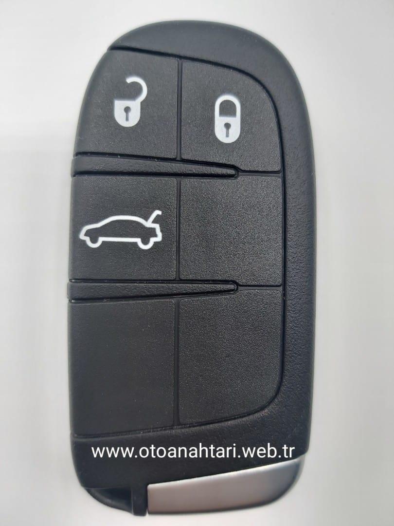 Fiat Anahtarı Fiat Anahtarı Fiat Freemont Anahtar