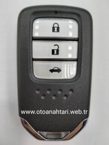 Honda Civic Anahtarı