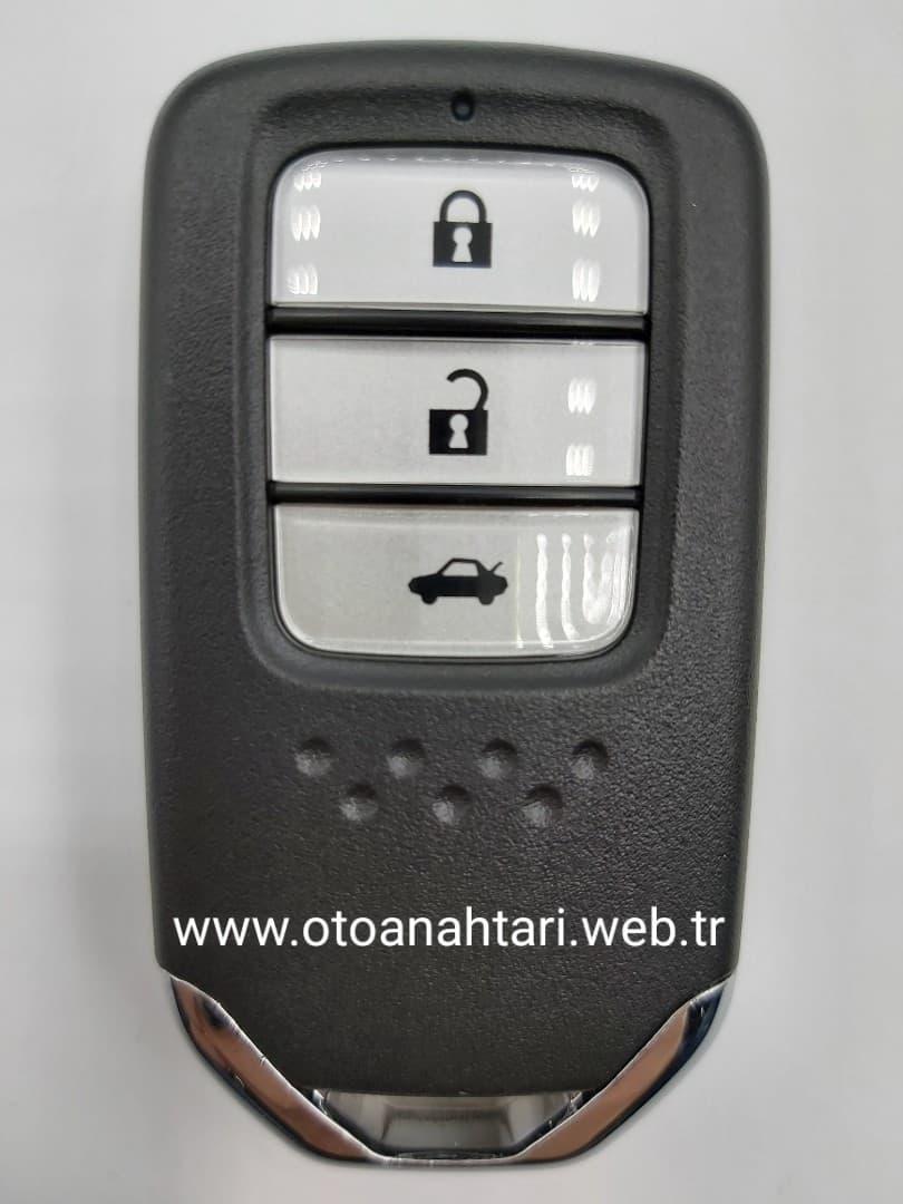 Honda Civic Anahtarı honda anahtar Honda Anahtar Honda Civic Hrv Anahtar