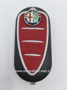 Alfa Romeo Kumanda Kabı