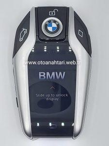 Bmw Ekranlı Anahtar