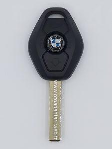 bmw yedek anahtarı