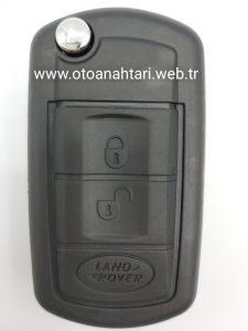 Land Rover Anahtarı