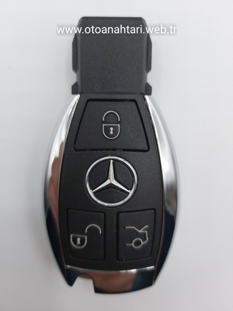 Mercedes Anahtar