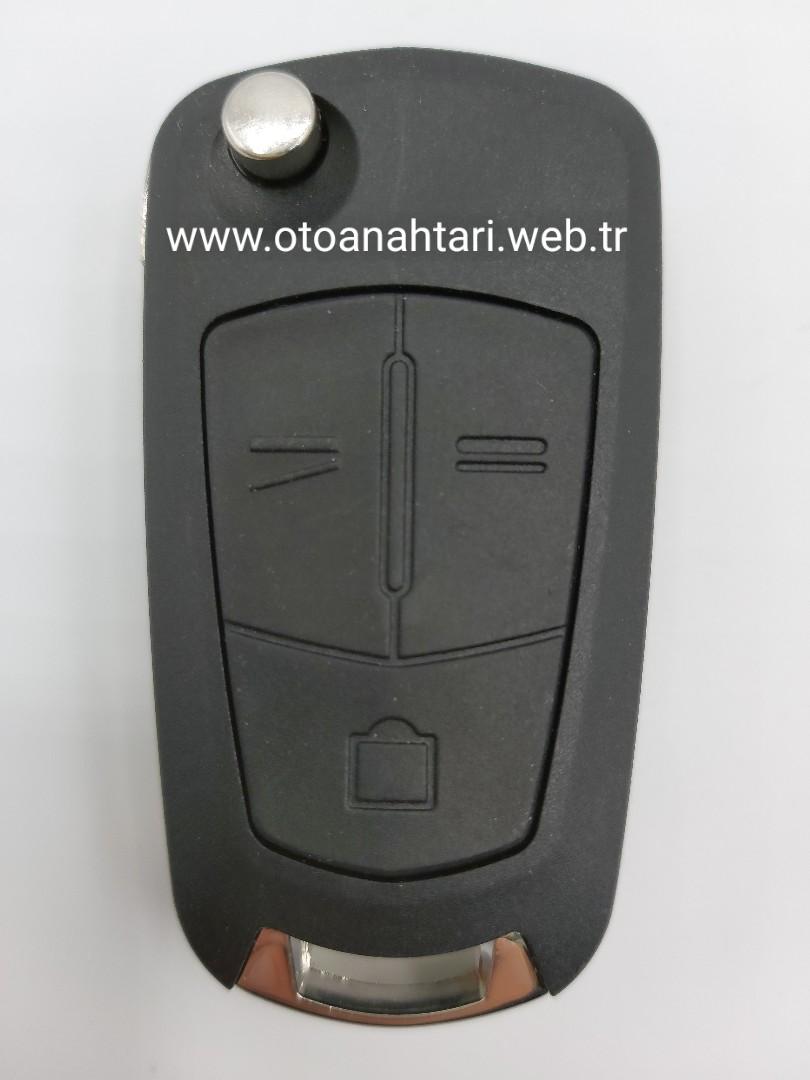 Opel Antara Anahtarı