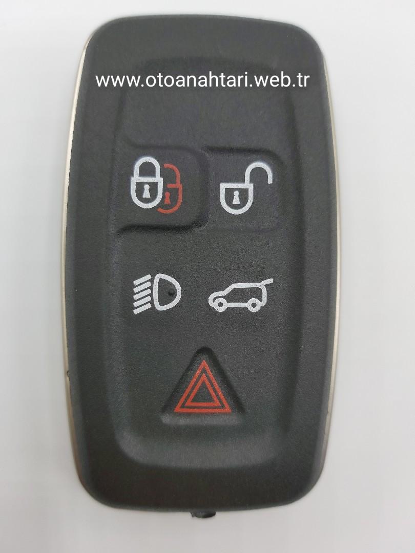 range rover anahtarı