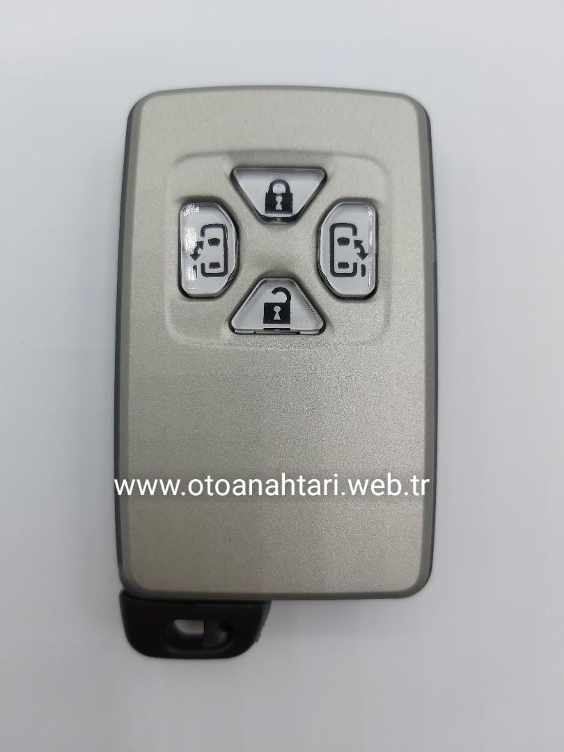 Toyota Anahtarı toyota kumanda kabı Toyota Kumanda Kabı toyota ak ll anahtar
