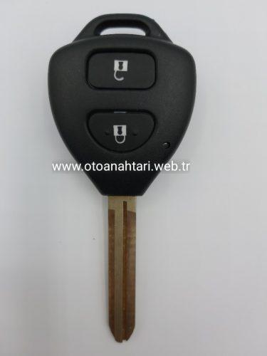 Toyota Yaris Anahtarı