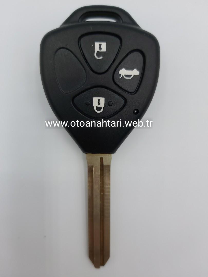 Toyota Anahtar