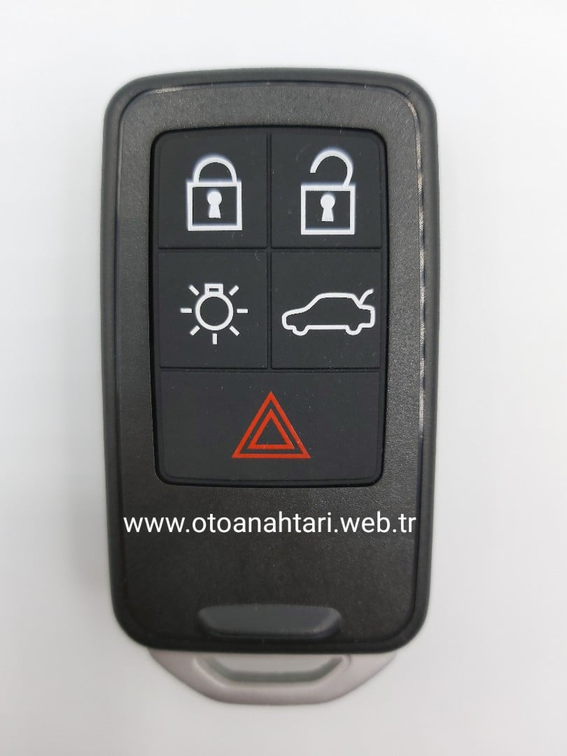 Volvo anahtarı volvo kumanda kabı volvo kumanda kabı volvo yedek anahtar yap m